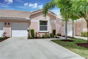 Photo of 316 Coral Trace Court, Delray Beach, FL 33445 (MLS # RX-10557914)