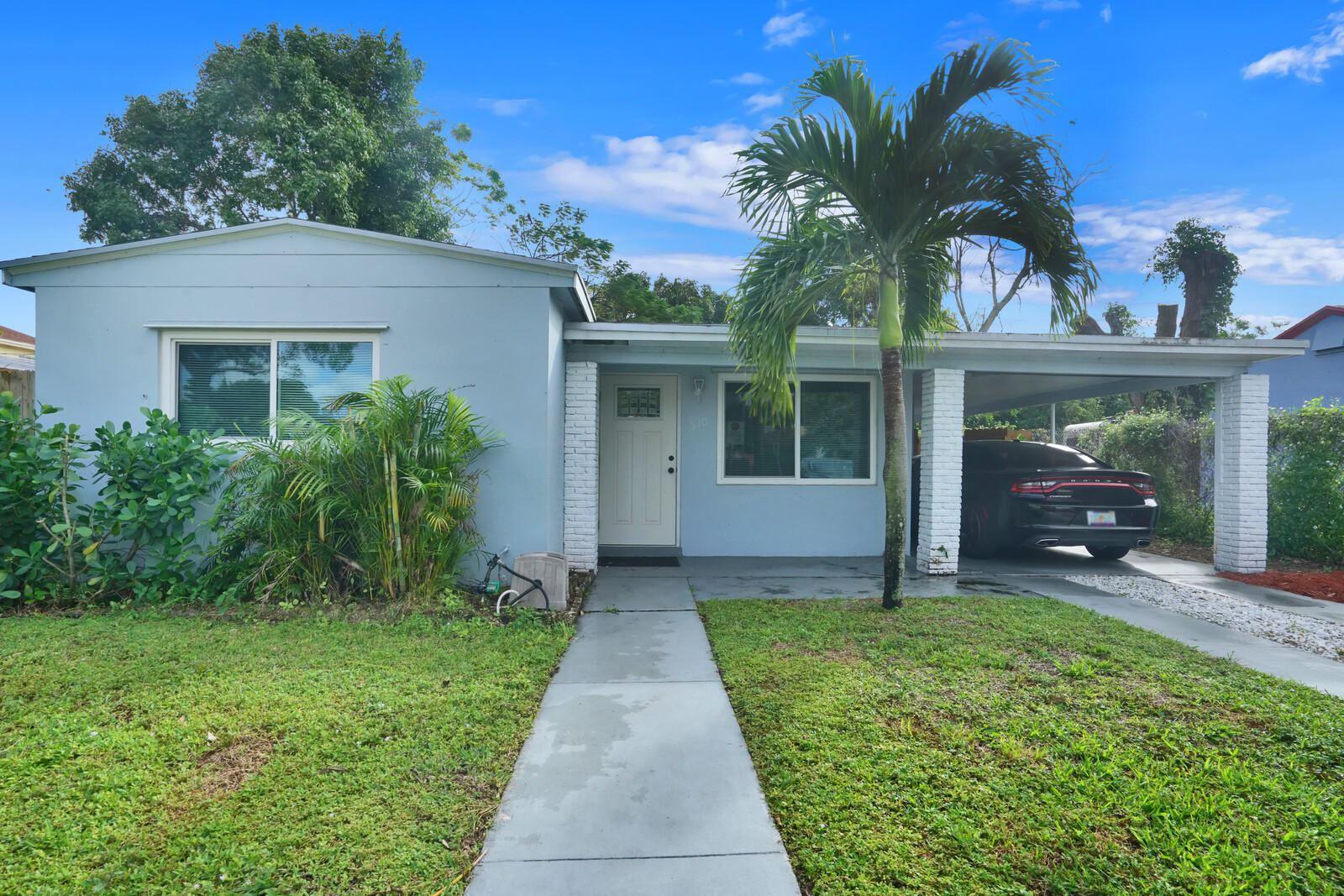 510 Franklin Road, West Palm Beach, FL 33405 - #: RX-10672914