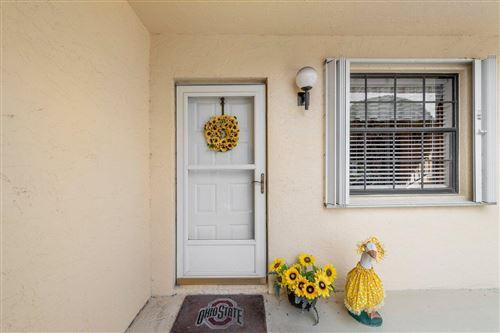 Photo of 1111 Keystone Drive N #C, Jupiter, FL 33458 (MLS # RX-10753915)