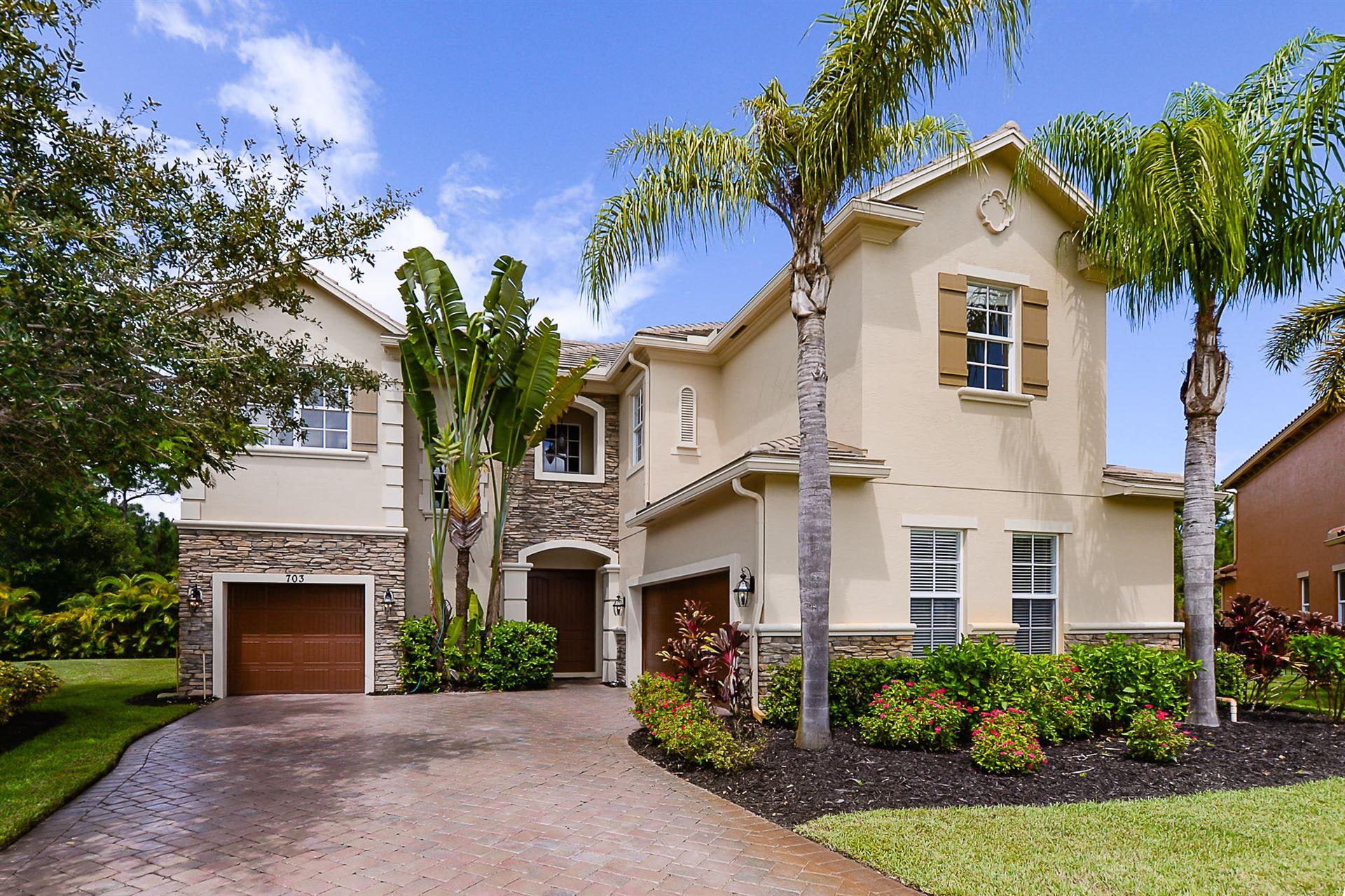 703 SW Goldshine Court, Palm City, FL 34990 - #: RX-10653915
