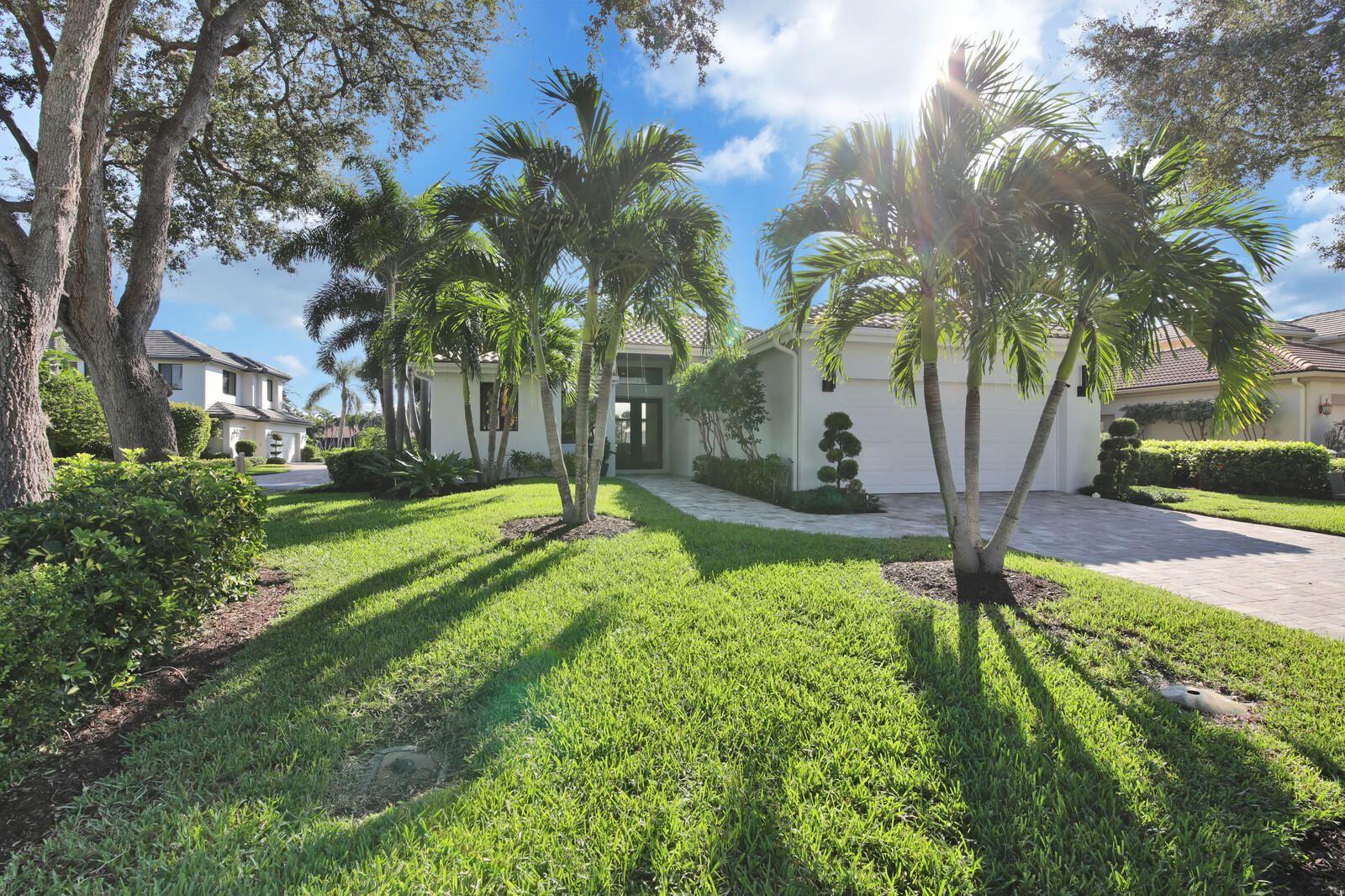 Photo of 13400 Provence Drive, Palm Beach Gardens, FL 33410 (MLS # RX-10663915)
