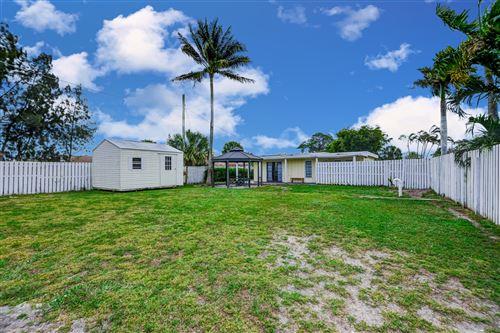 Photo of 2839 Seminole Road, West Palm Beach, FL 33406 (MLS # RX-10600916)
