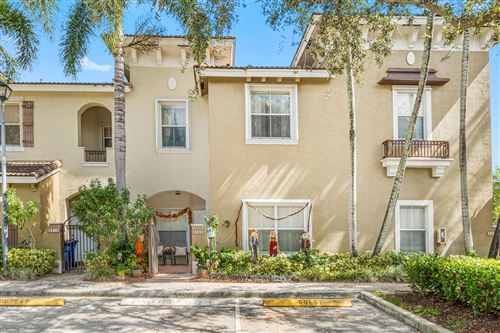 Photo of 3208 Merrick Terrace #1502, Margate, FL 33063 (MLS # RX-10753916)