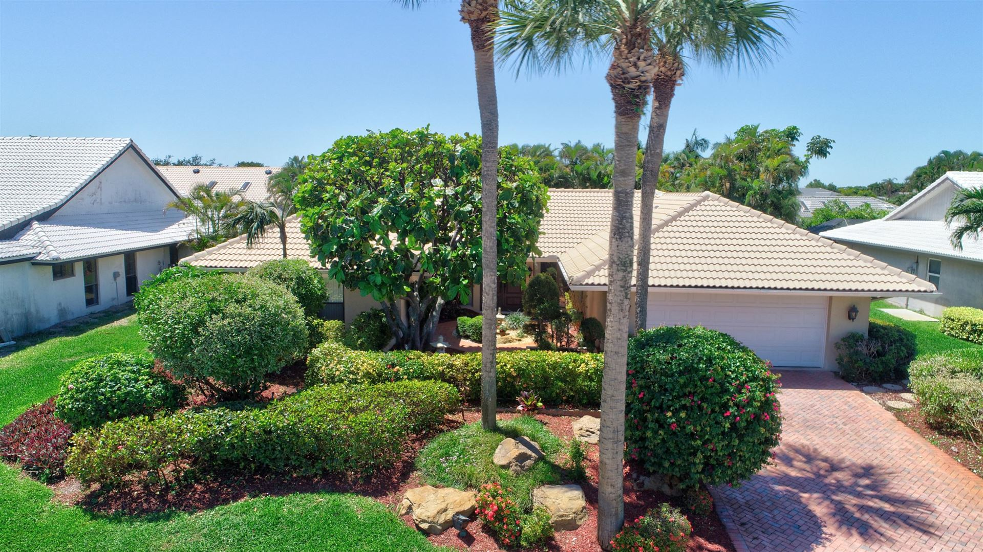 4564 White Cedar Lane, Delray Beach, FL 33445 - #: RX-10424916