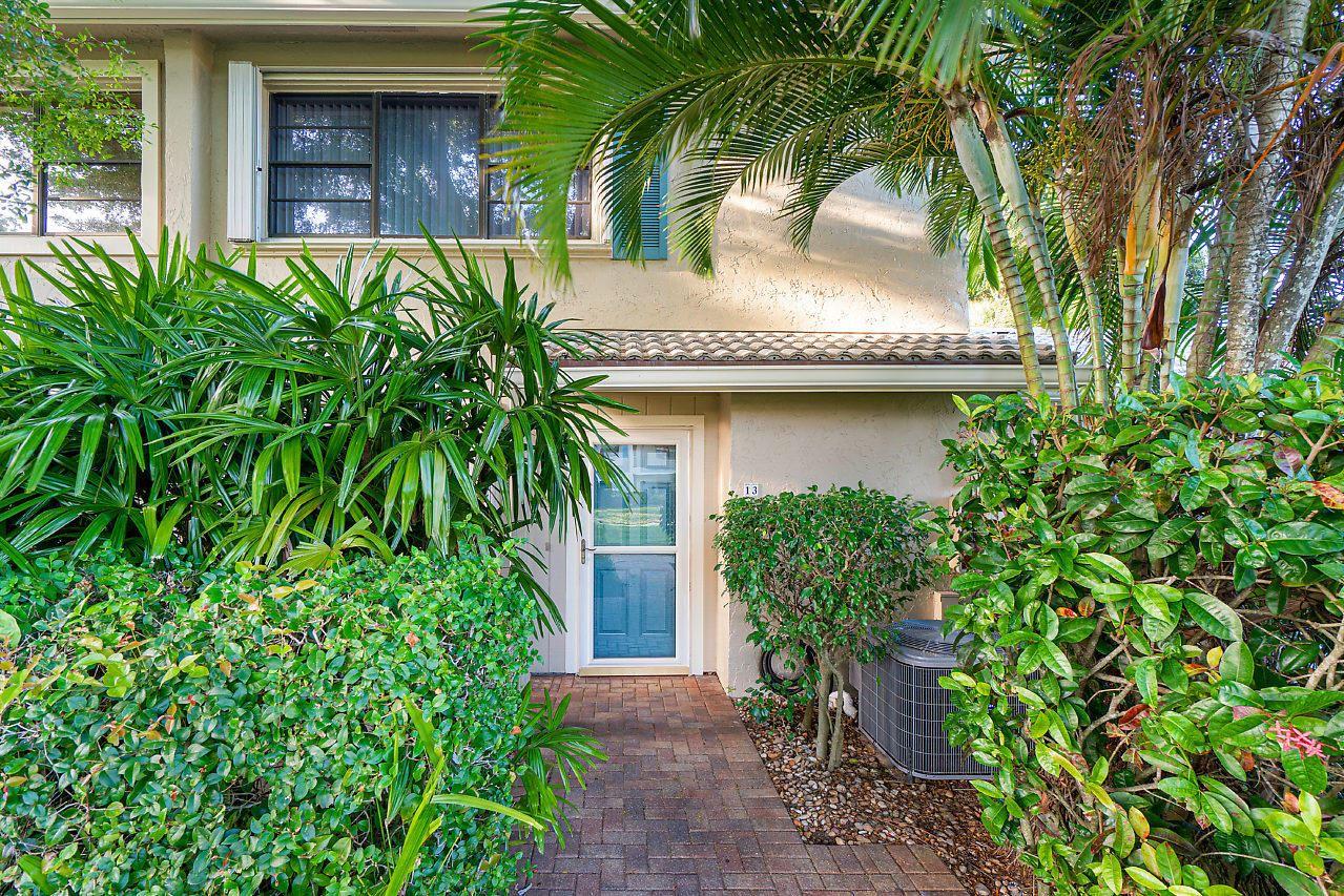 13 Westgate Lane #13 C, Boynton Beach, FL 33436 - #: RX-10593916