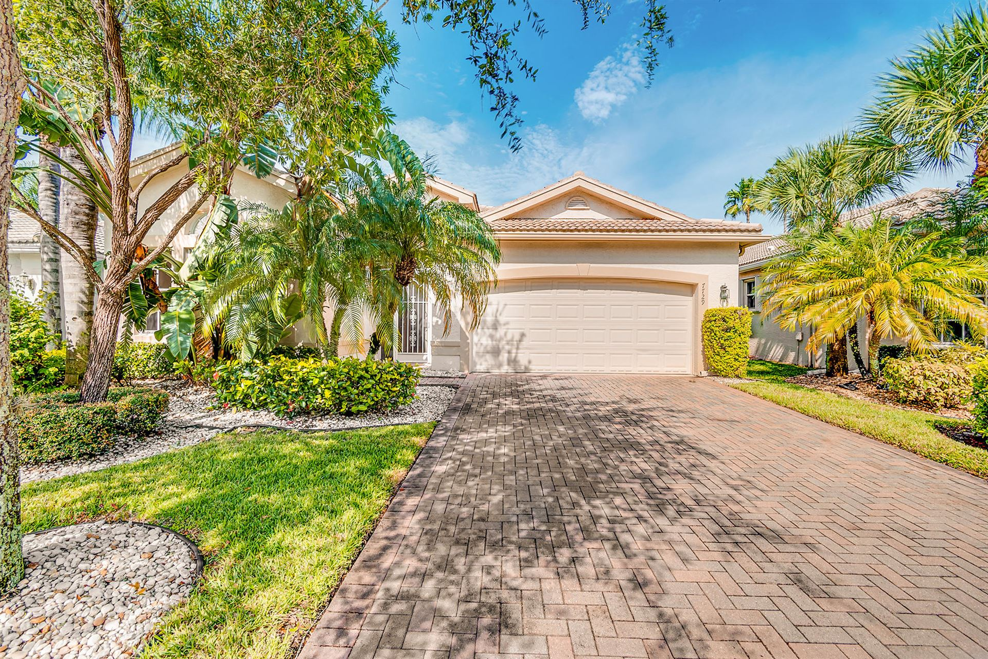 7729 Lighthouse Point Lane, Lake Worth, FL 33467 - #: RX-10648916
