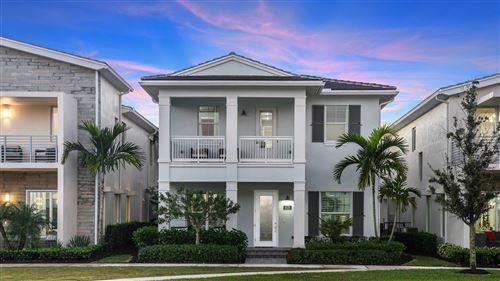 Photo of 1233 Faulkner Terrace, Palm Beach Gardens, FL 33418 (MLS # RX-10752917)