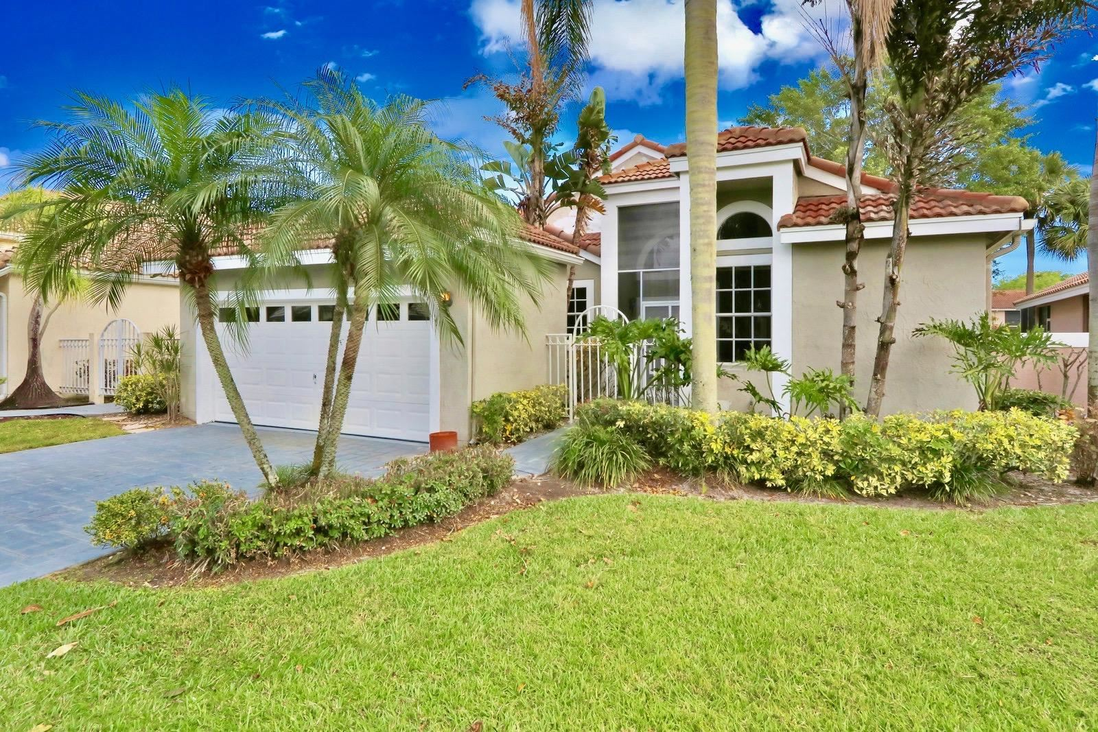 6866 Briarlake Circle, Palm Beach Gardens, FL 33418 - #: RX-10611917