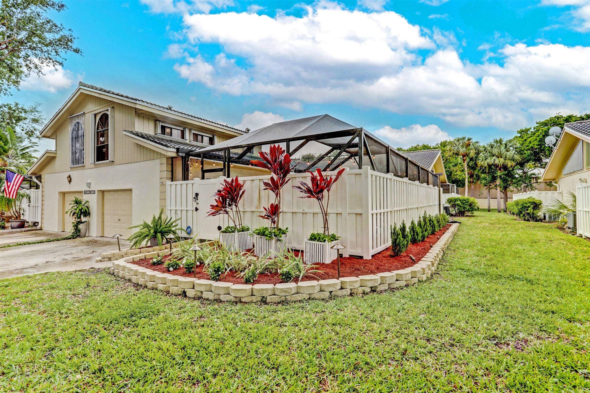 12505 Woodmill Drive, Palm Beach Gardens, FL 33418 - MLS#: RX-10710917