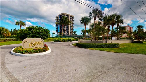 Photo of 4000 N Highway A1a #202, Hutchinson Island, FL 34949 (MLS # RX-10680918)