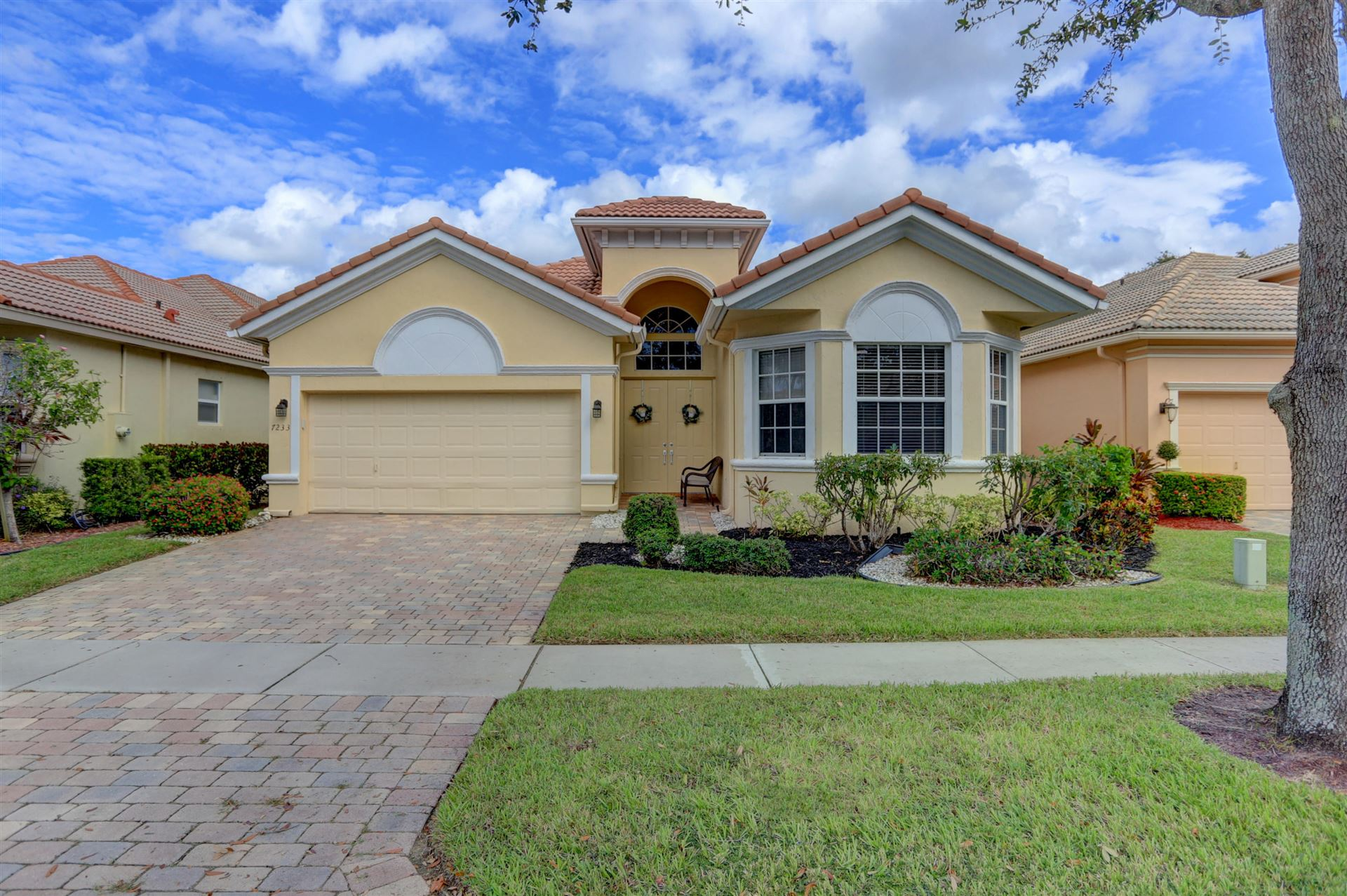 7233 Vesuvio Place, Boynton Beach, FL 33437 - #: RX-10663918