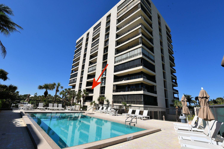 Photo of 450 Ocean Drive #203, Juno Beach, FL 33408 (MLS # RX-10664918)