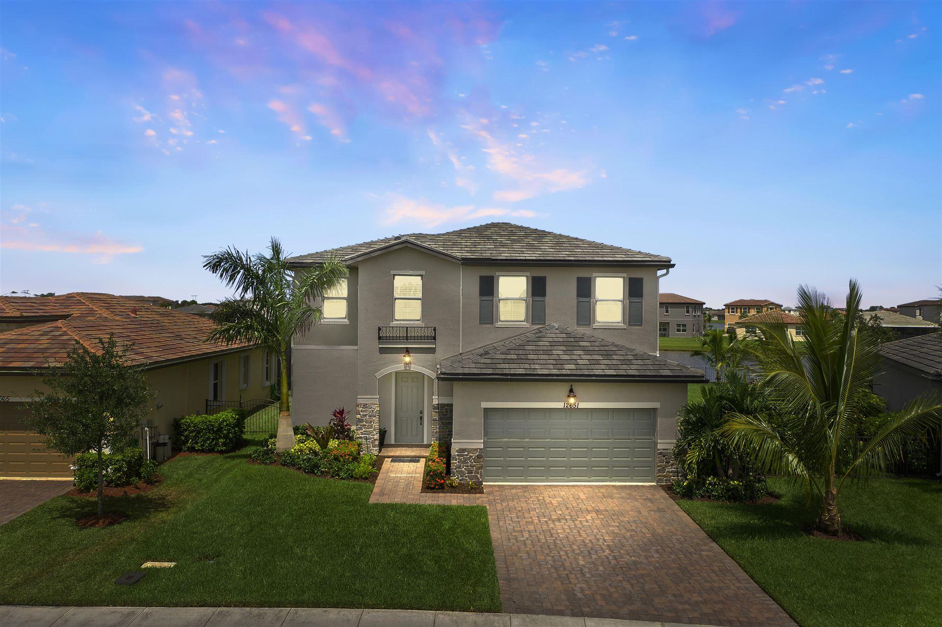 12651 NW Milestone Place, Port Saint Lucie, FL 34987 - MLS#: RX-10742918