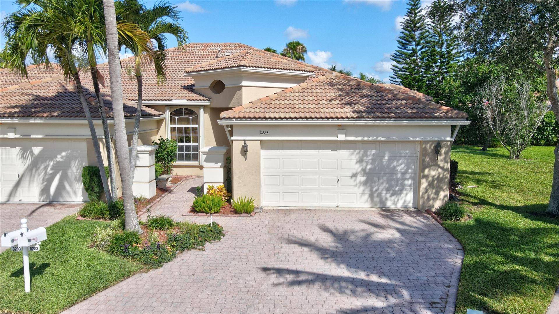 8283 Manjack Cay, West Palm Beach, FL 33411 - #: RX-10723919