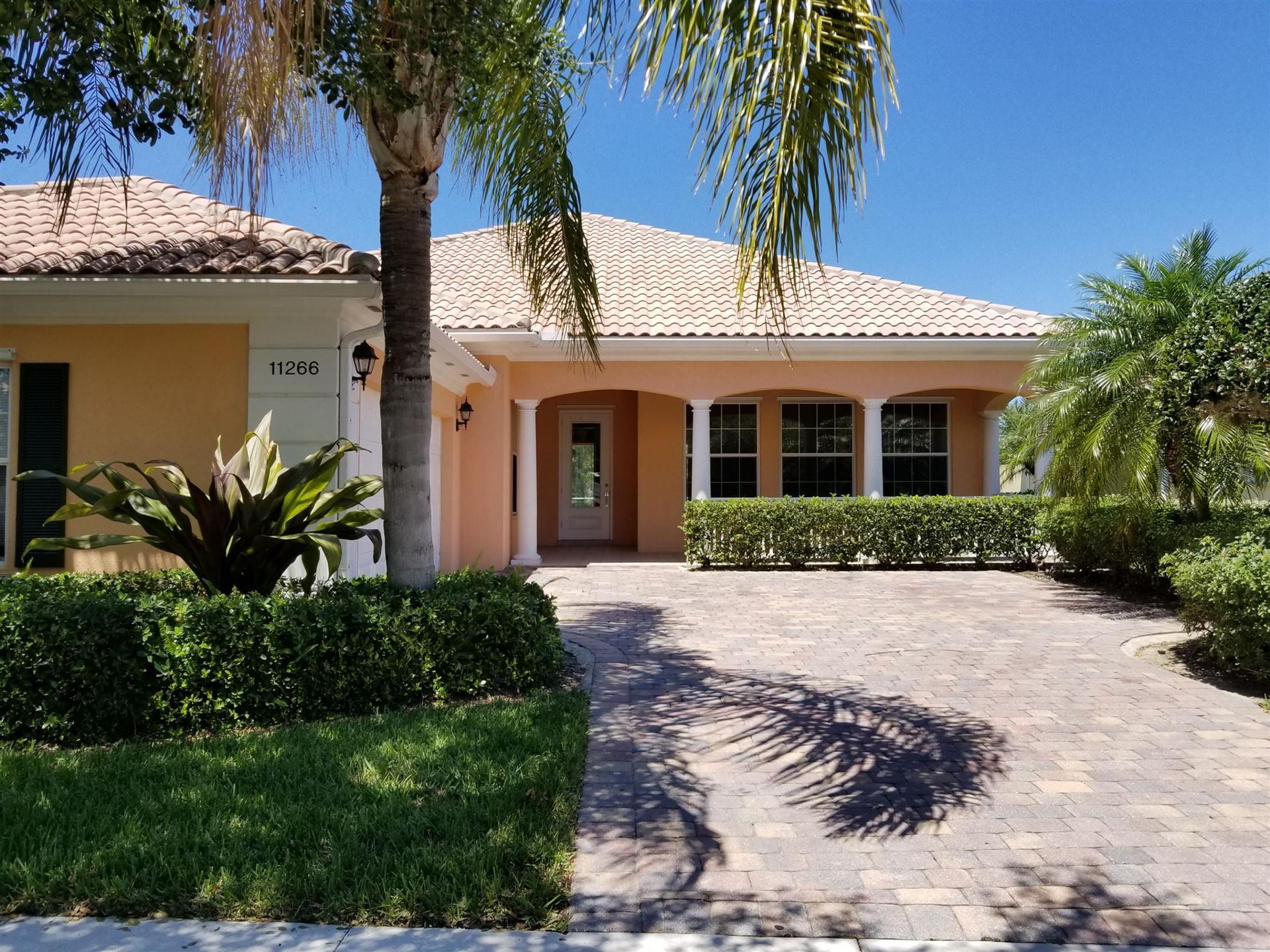 11266 SW Olmstead Drive, Port Saint Lucie, FL 34987 - #: RX-10734919