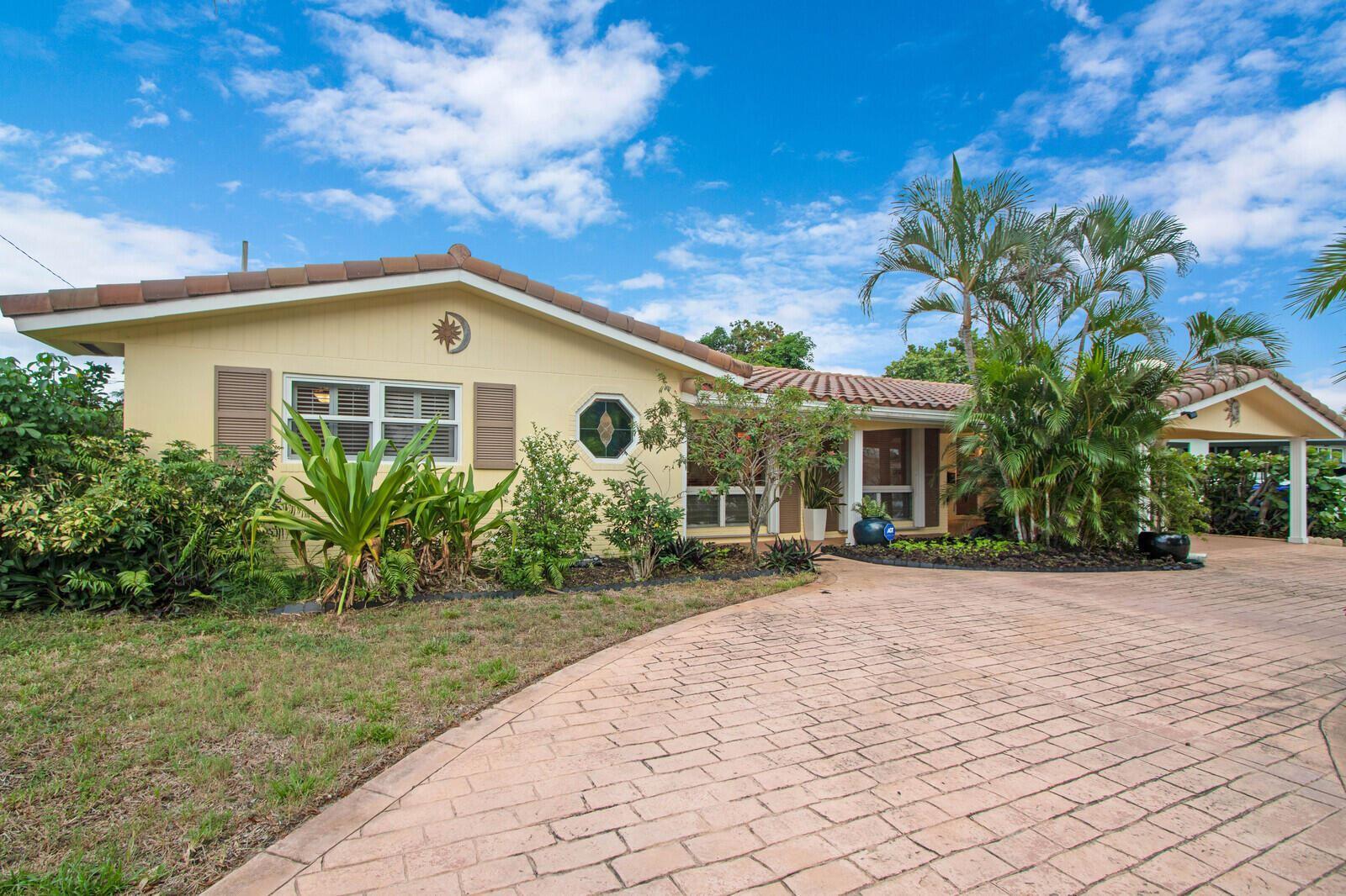 5850 NE 22 Avenue, Fort Lauderdale, FL 33308 - #: RX-10744919