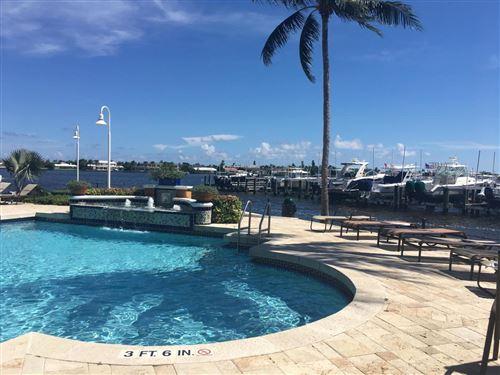 Photo of 160 Yacht Club Way #112, Hypoluxo, FL 33462 (MLS # RX-10638920)
