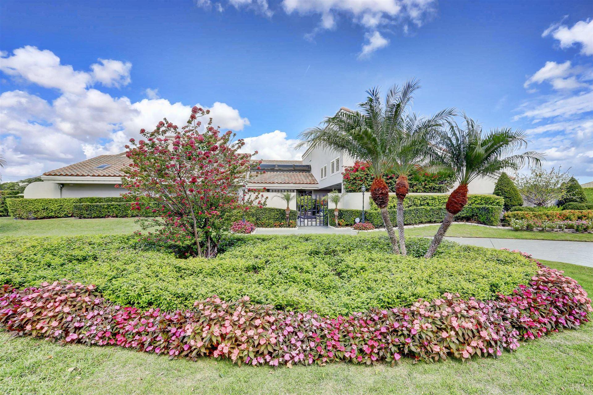 360 Glenwood Drive, Delray Beach, FL 33445 - #: RX-10605920