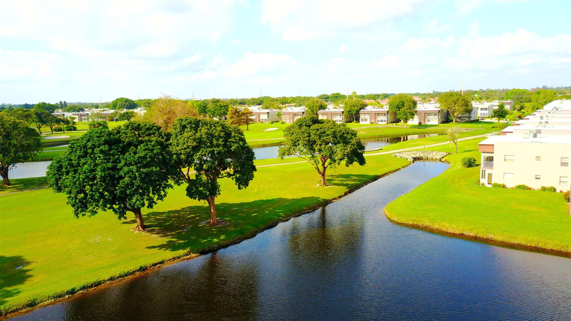 14 Burgundy A, Delray Beach, FL 33484 - MLS#: RX-10627920