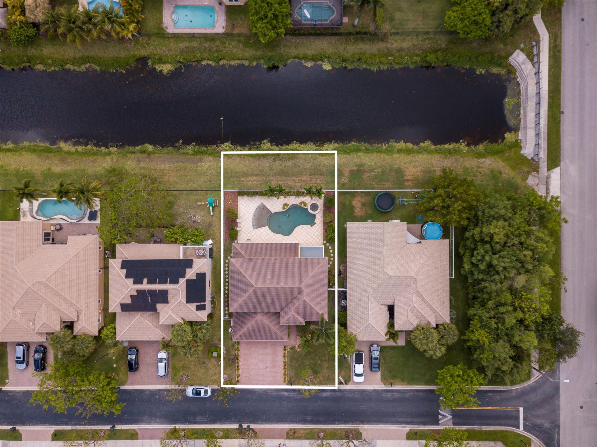 Photo of 7112 NW 48th Way, Coconut Creek, FL 33073 (MLS # RX-10716920)