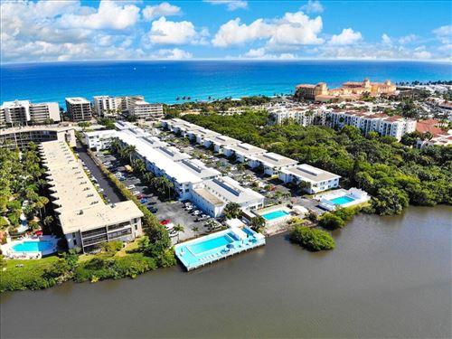 Photo of 4001 S Ocean Boulevard #307, South Palm Beach, FL 33480 (MLS # RX-10734921)