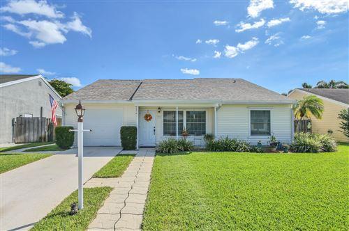 Photo of 7973 Ridgewood Drive, Lake Worth, FL 33467 (MLS # RX-10753921)