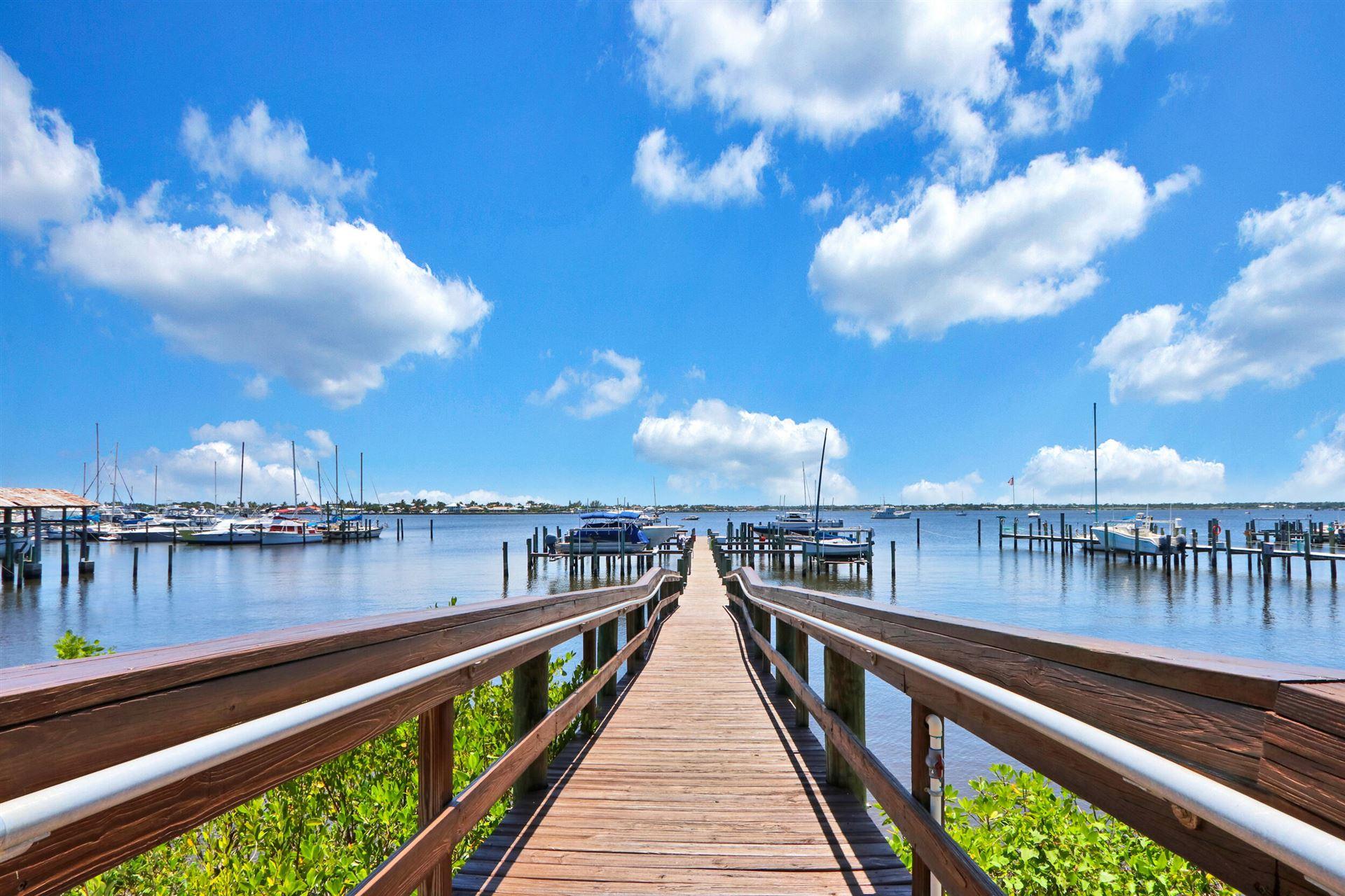 415 NW North River Drive #202, Stuart, FL 34994 - #: RX-10722921