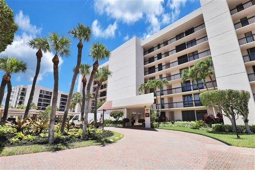 Photo of 2687 N Ocean Boulevard #G-505, Boca Raton, FL 33431 (MLS # RX-10716922)