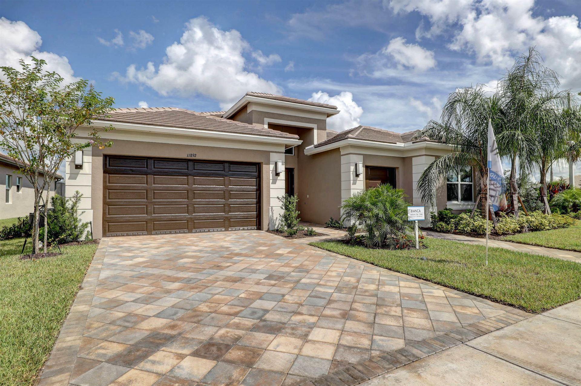 11892 SW Hunter Hill Avenue, Port Saint Lucie, FL 34987 - #: RX-10646922