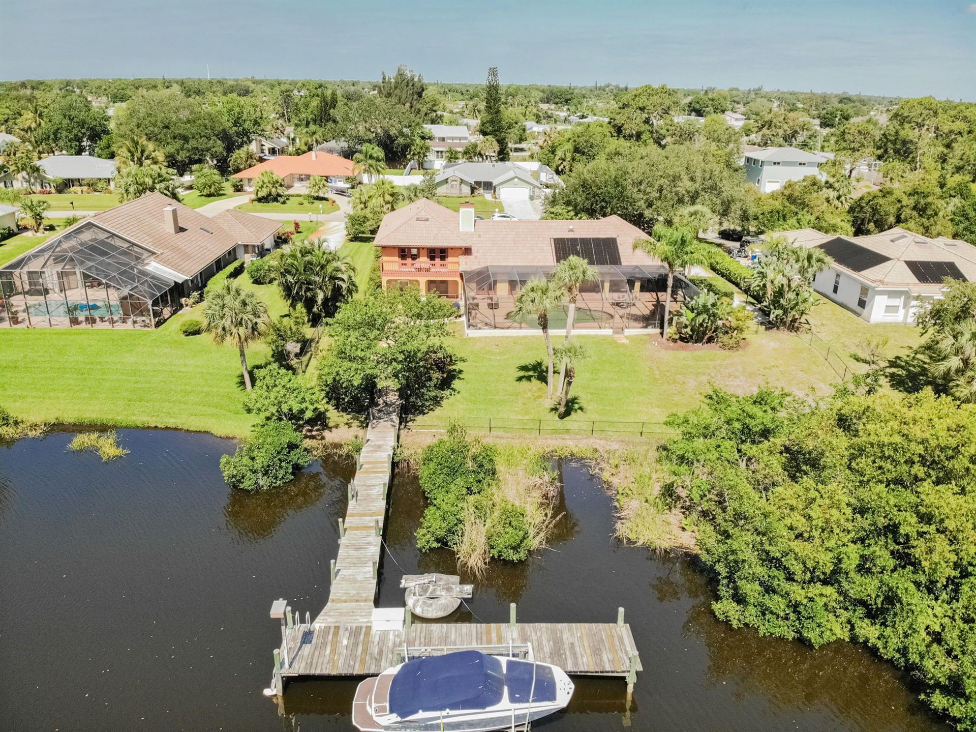 609 SE Hidden River Drive, Port Saint Lucie, FL 34983 - #: RX-10667922