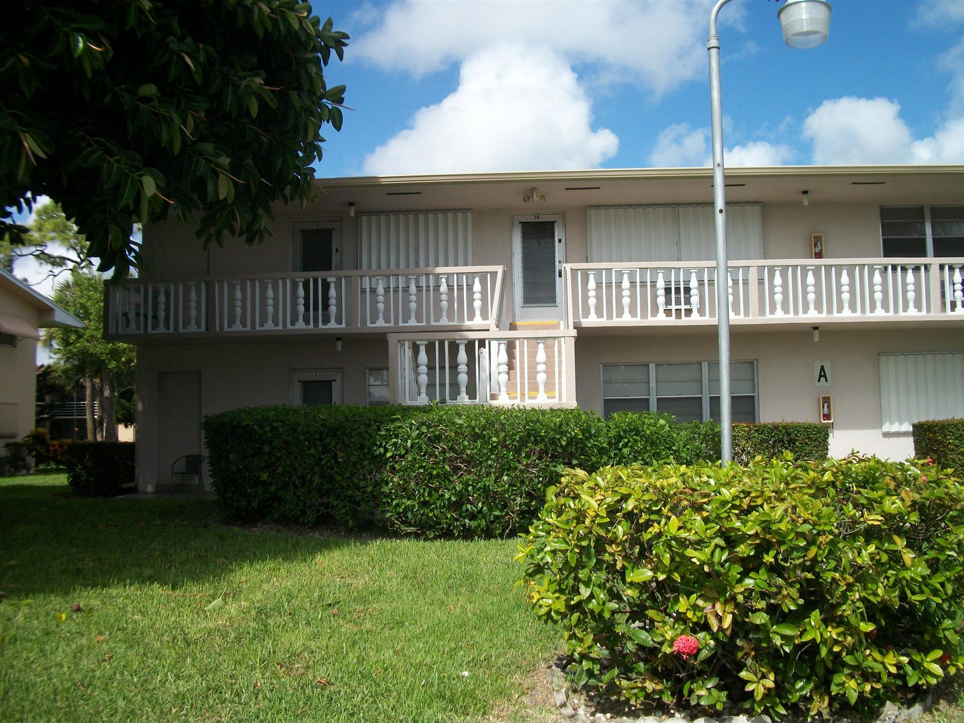 14 Easthampton A, West Palm Beach, FL 33417 - #: RX-10672922