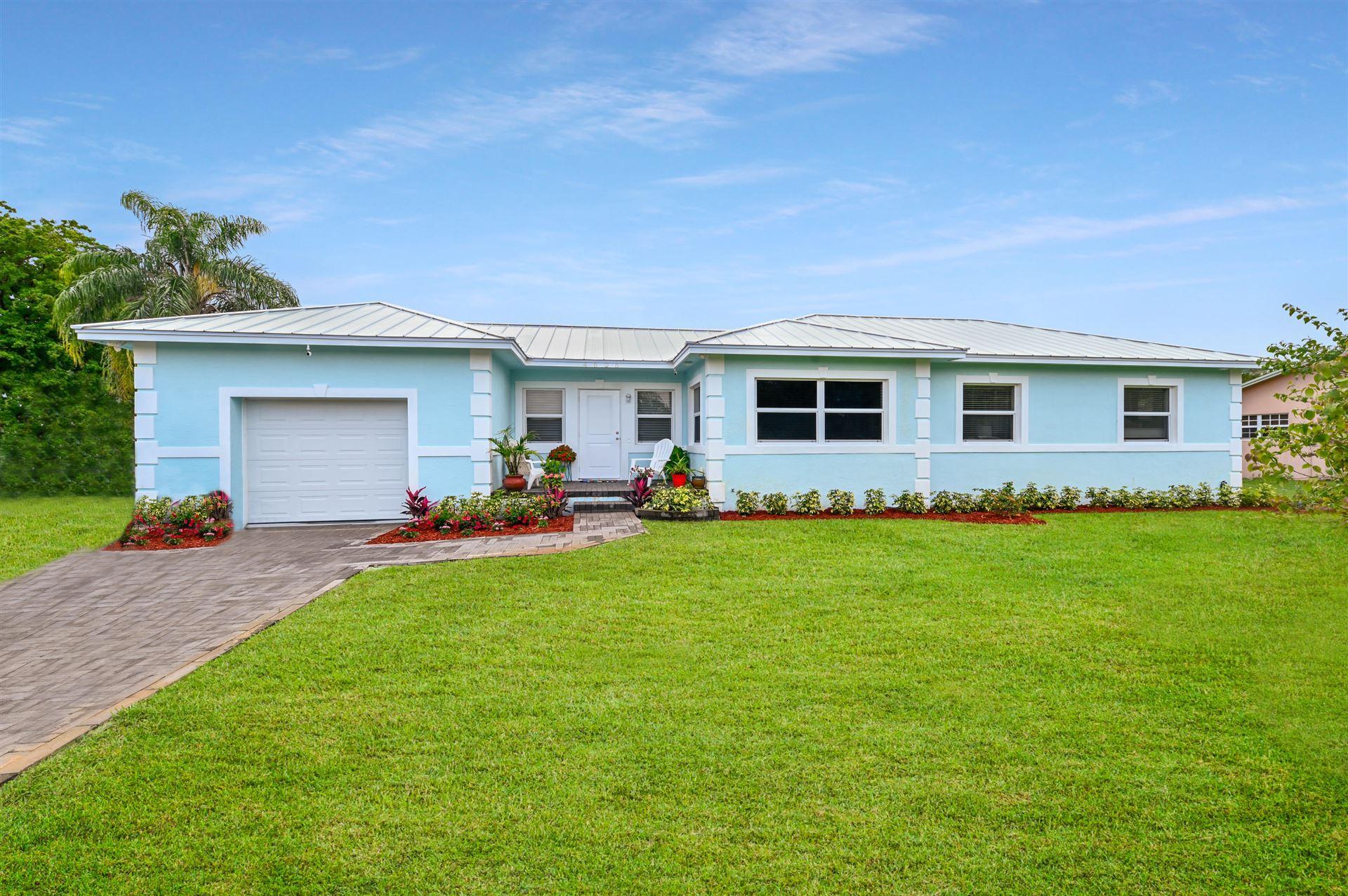 4606 Brady Boulevard, Delray Beach, FL 33445 - #: RX-10708923