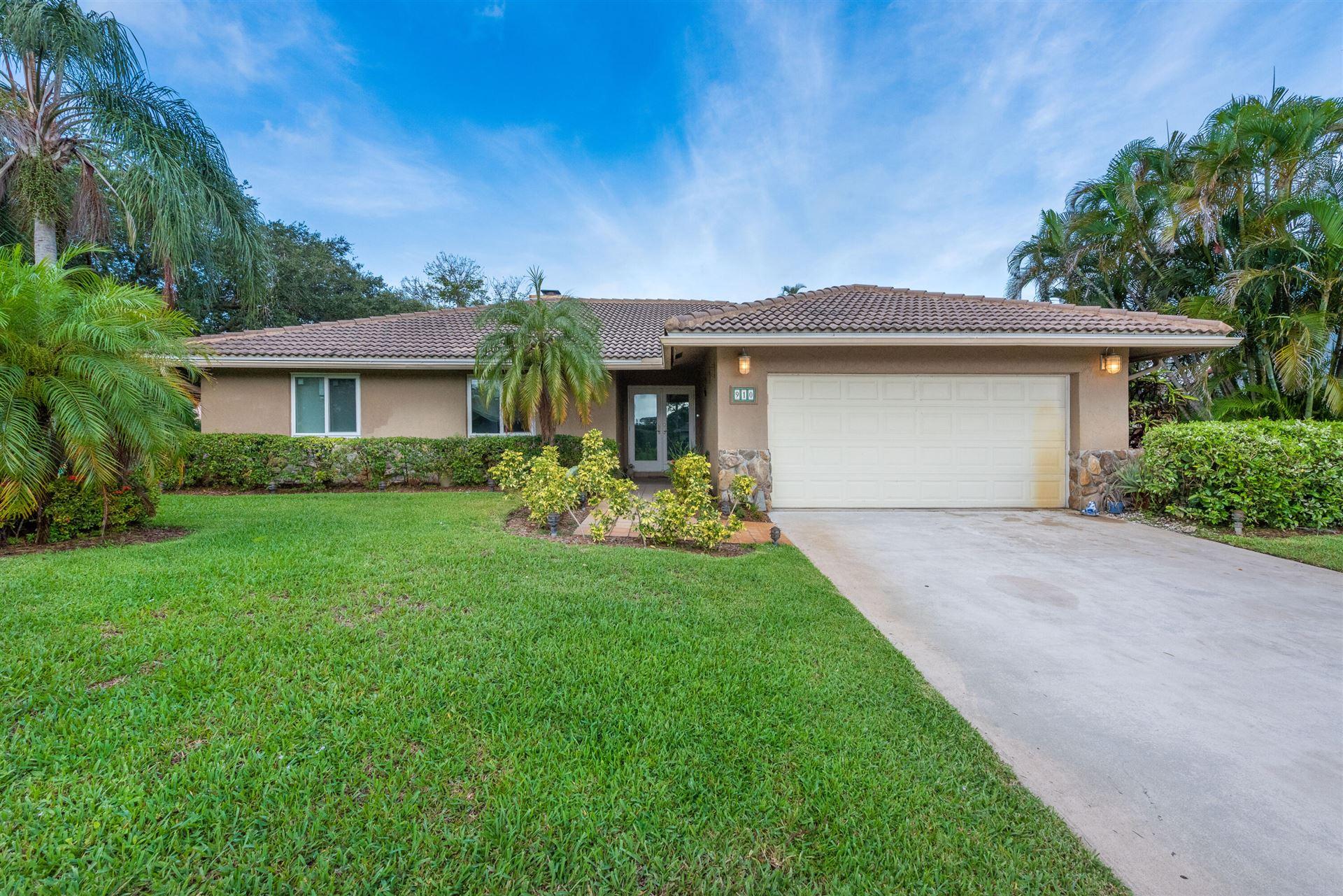 910 NW 7th Court, Delray Beach, FL 33445 - MLS#: RX-10721923