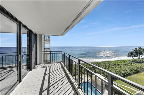 Photo of Listing MLS rx in 3009 S Ocean Boulevard #503 Highland Beach FL 33487
