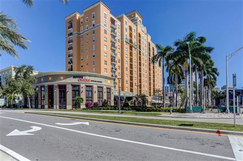 Photo of 651 Okeechobee Boulevard #1101 Ph 201, West Palm Beach, FL 33401 (MLS # RX-10687924)
