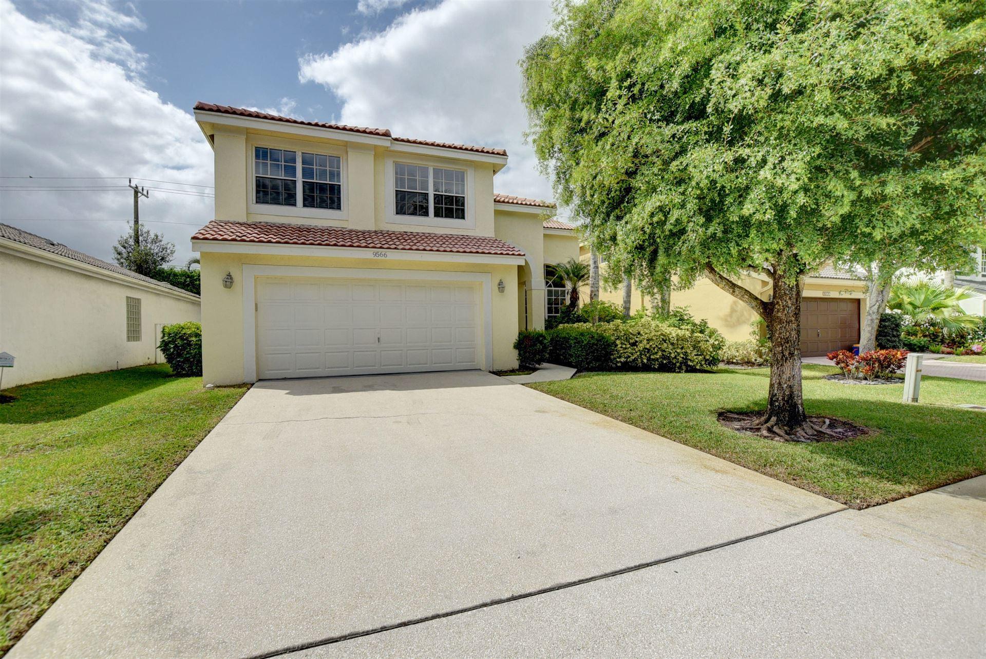 Photo of 9566 Fox Trot Lane, Boca Raton, FL 33496 (MLS # RX-10657924)