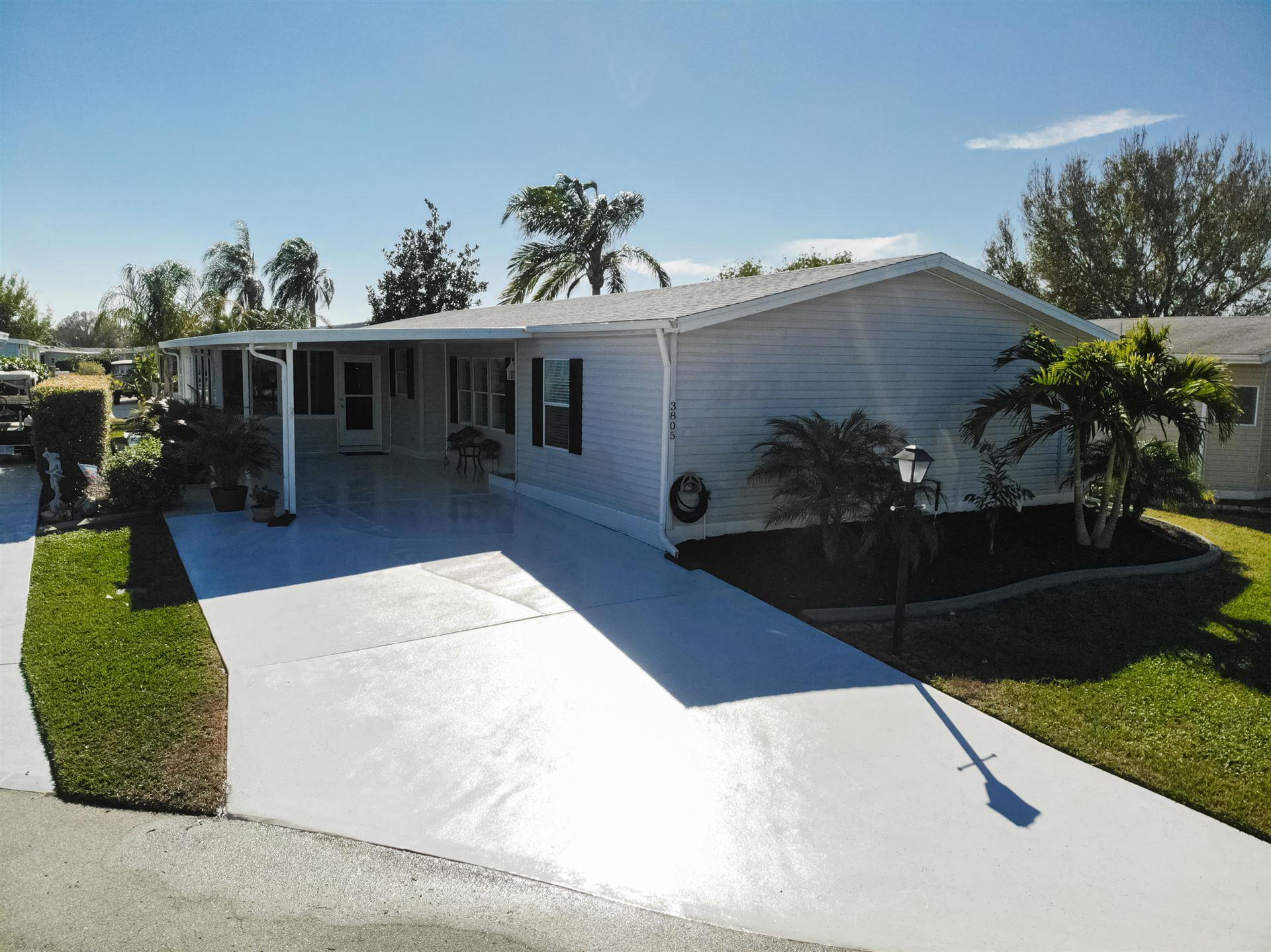 3805 Pebble Beach Lane, Port Saint Lucie, FL 34952 - #: RX-10690924