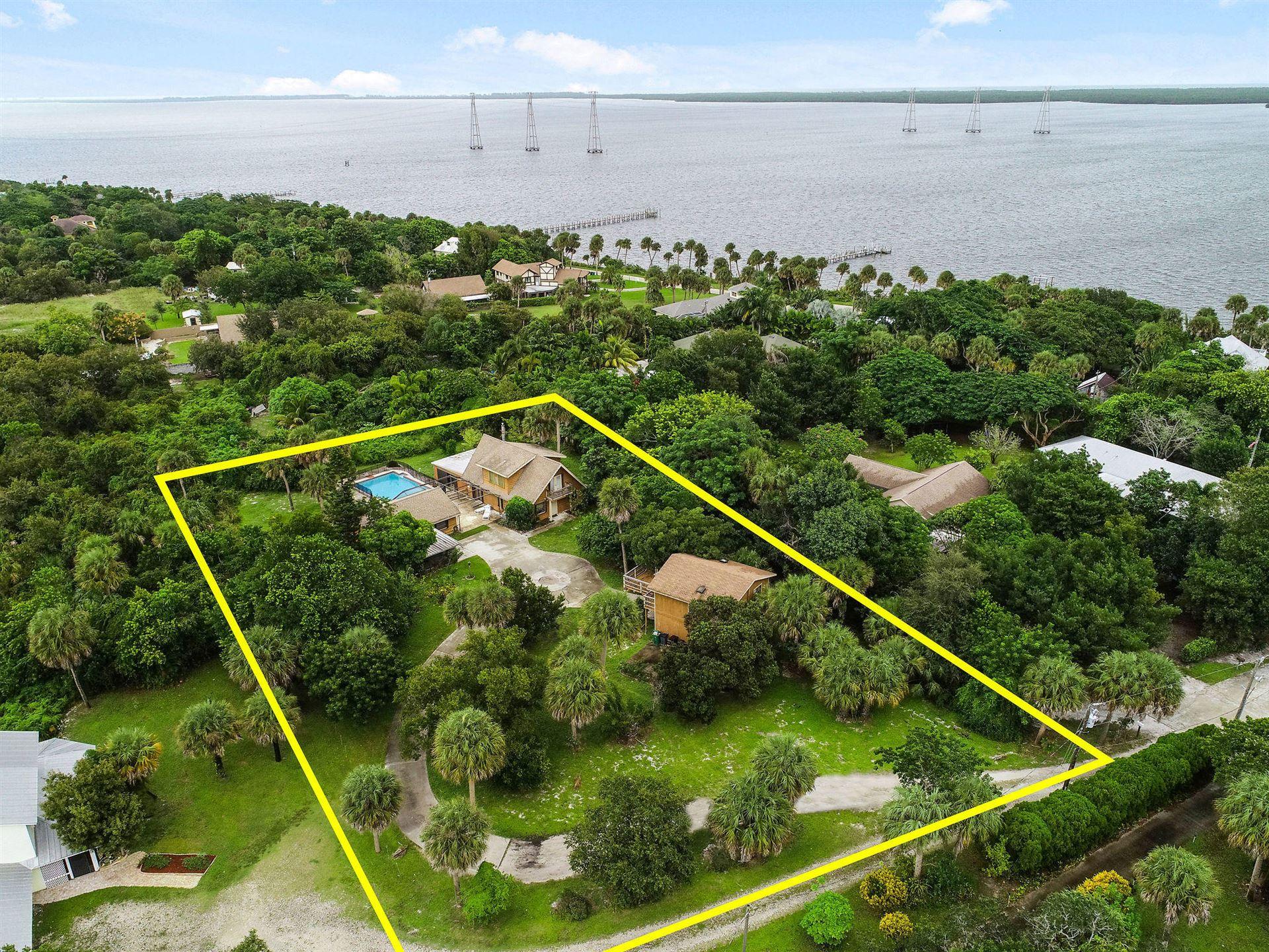 8225 S Indian River Drive, Fort Pierce, FL 34982 - MLS#: RX-10700924