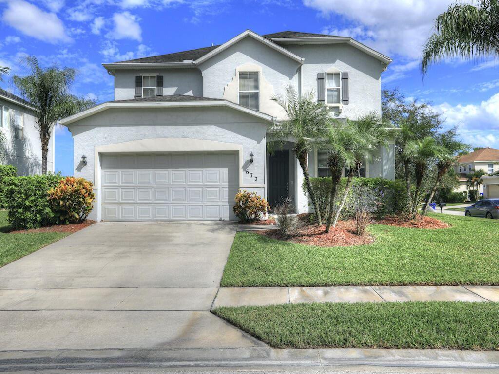 672 Carriage Lake Way, Vero Beach, FL 32968 - MLS#: RX-10753924