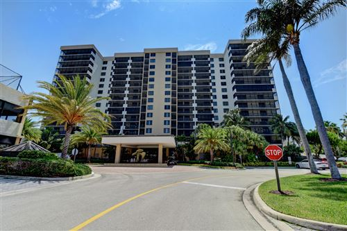 Photo of 3400 S Ocean Boulevard #14k, Highland Beach, FL 33487 (MLS # RX-10643925)