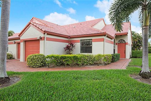 Photo of 7684 Lexington Club Boulevard #B, Delray Beach, FL 33446 (MLS # RX-10696925)