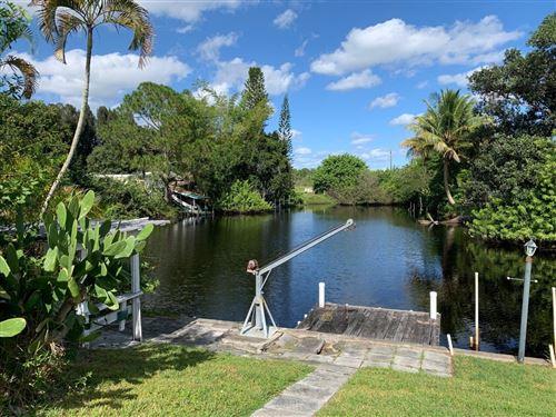Photo of 7629 SE Fork River Drive, Stuart, FL 34997 (MLS # RX-10752925)