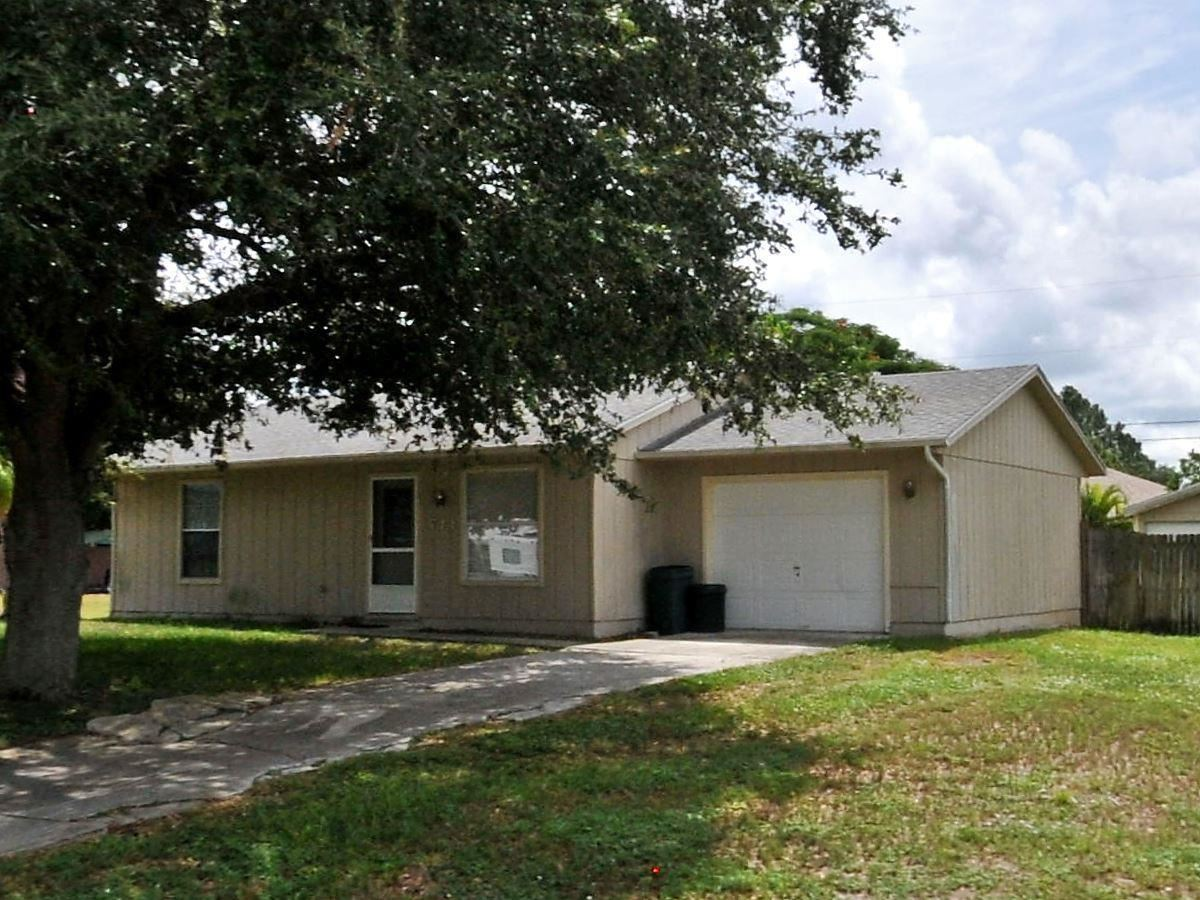 714 SW Colleen Avenue, Port Saint Lucie, FL 34983 - #: RX-10635925