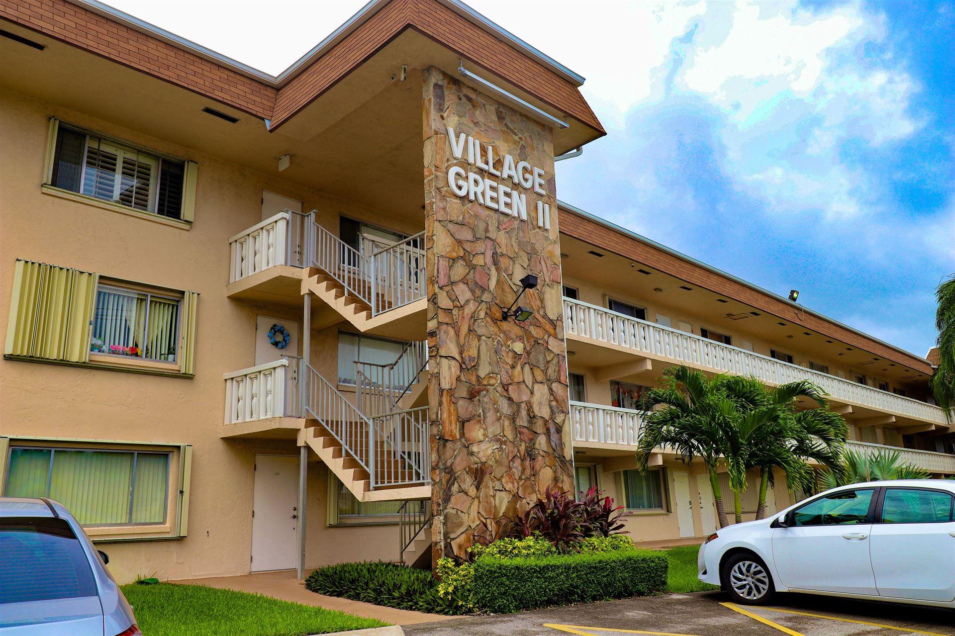 200 Village Green Circle E #102, Palm Springs, FL 33461 - #: RX-10665925