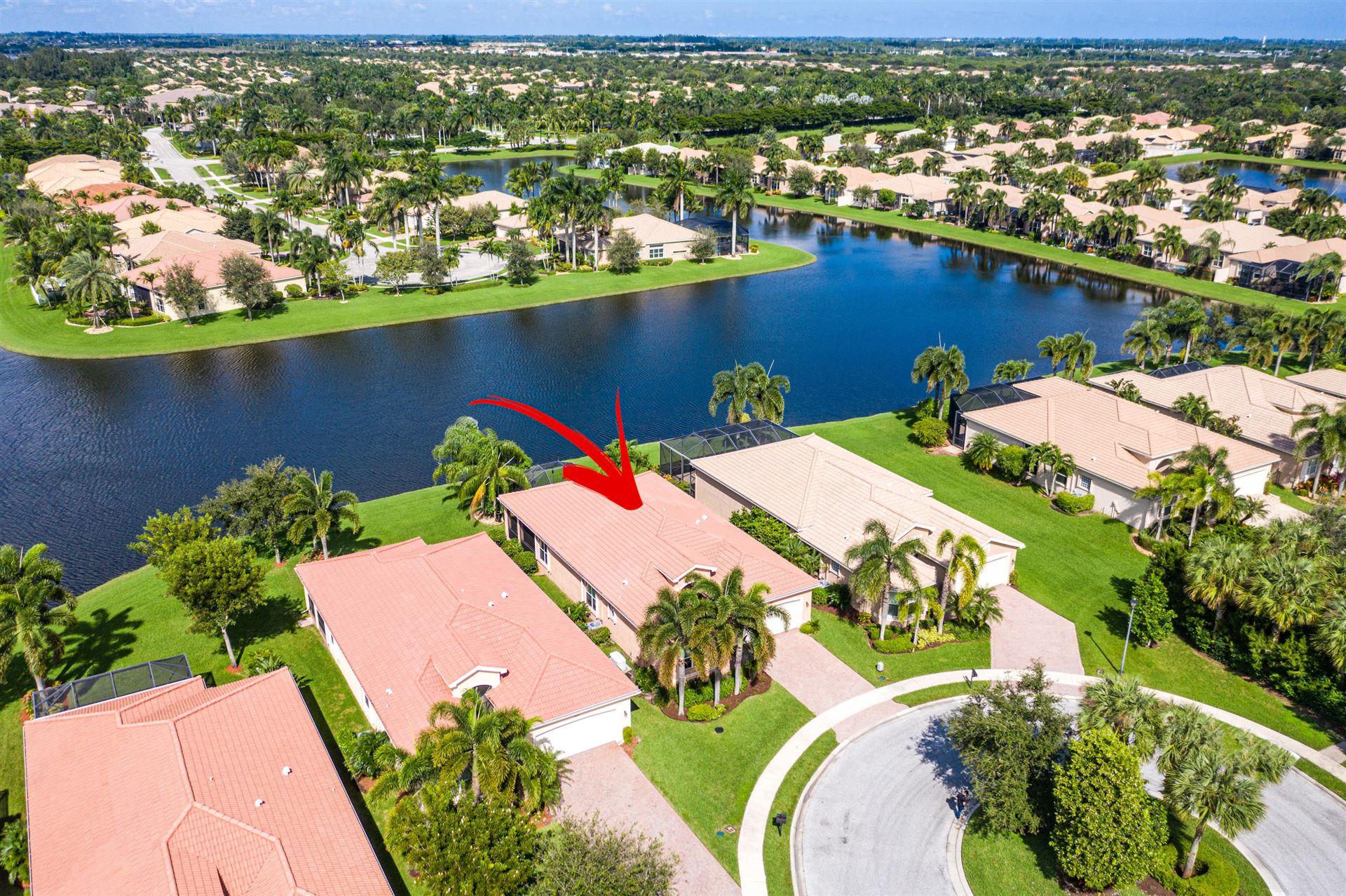 11018 Carmelcove Circle, Boynton Beach, FL 33473 - #: RX-10666925