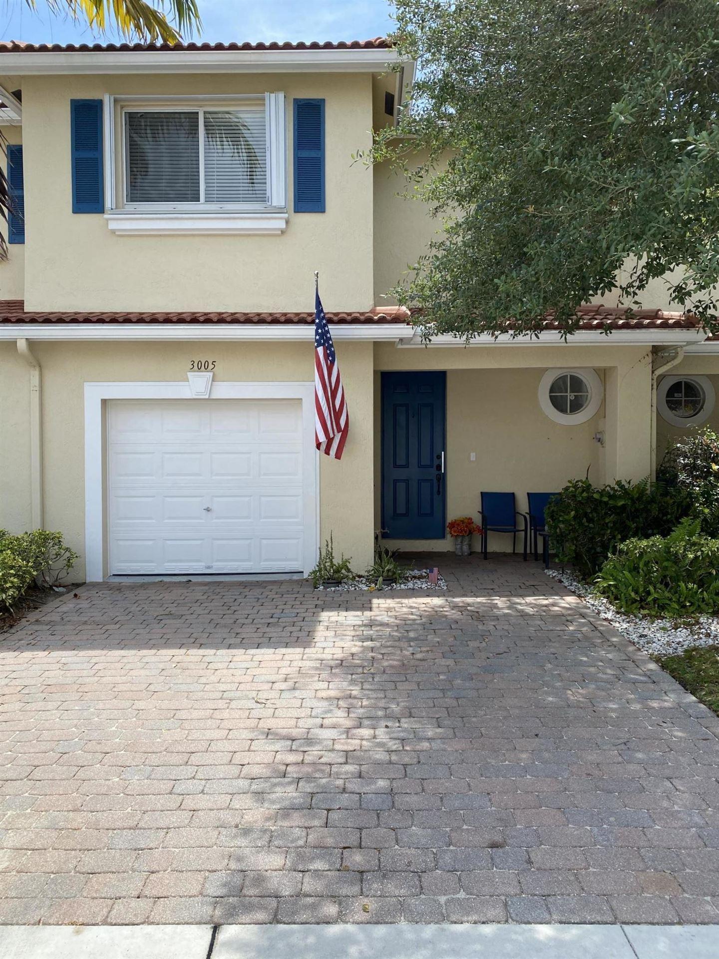 3005 N Evergreen Circle, Boynton Beach, FL 33426 - MLS#: RX-10714925