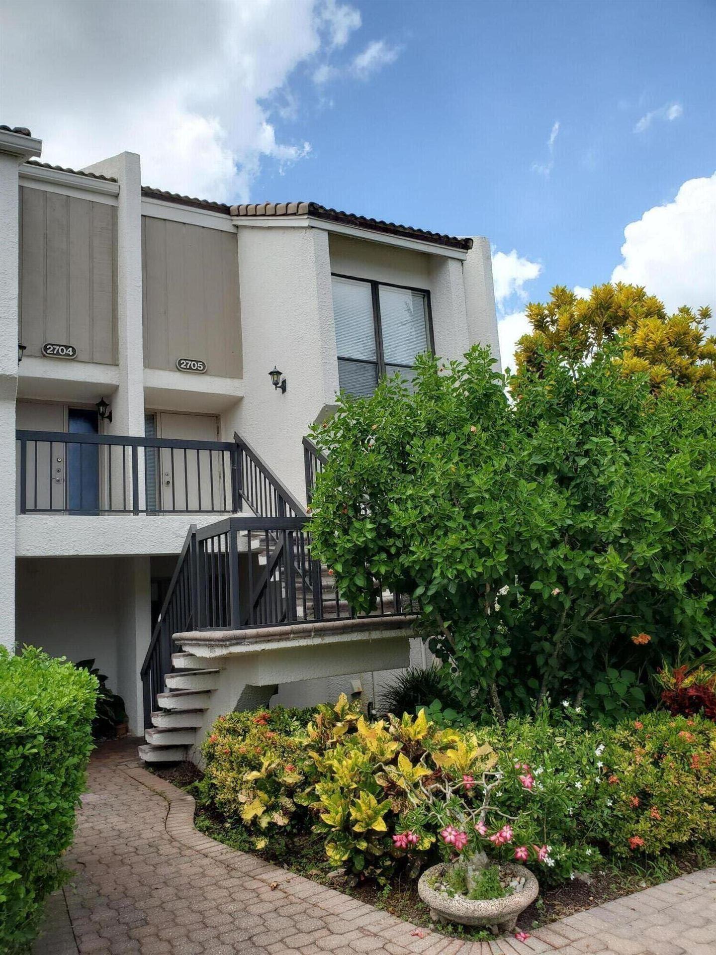 2703 Bridgewood Drive #2703, Boca Raton, FL 33434 - MLS#: RX-10751925