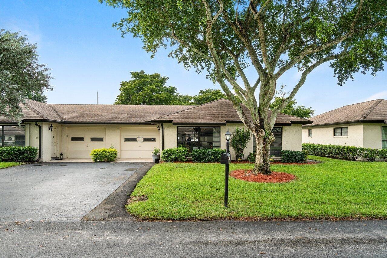 10325 Equestrian Drive #B, Boynton Beach, FL 33436 - MLS#: RX-10754925