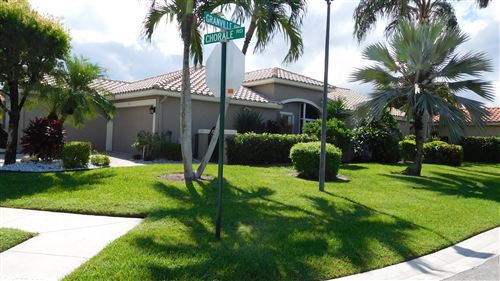 Photo of 7470 Chorale Road, Boynton Beach, FL 33437 (MLS # RX-10556926)