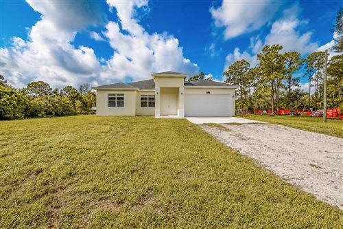 Foto de inmueble con direccion 11886 N 42nd Road West Palm Beach FL 33411 con MLS RX-10644926